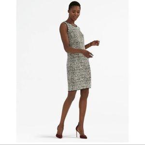 MM LaFleur Madeline Lattice Dress Size Lar…